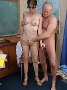 Mom Spit & Polish Cock