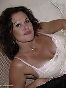 This horny mature slut loves sucking cock