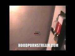 black hood ghetto Squirt for getting cum