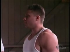 Chad Conners fuck Rob Steele in Cabin Capers
