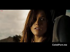 Sophia Bush nude in The Hitcher