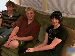 Three Boys Having Some gay porn Fun gay porno