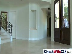 Sexy Cheating Wife Get Hardcore Sex clip-25