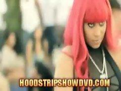 black hood ghetto pinky bad bitch video