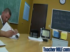 Teachers And Students Get Hard Fucked video-18