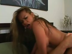 Mika Kani getting her tiny Asian snatch worked over good and hard