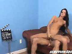 Tanner gets an audition 4 dick