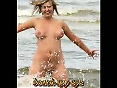 Slideshow: Naked women at nude beaches