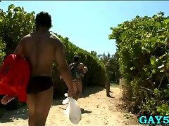Monster cock slammed