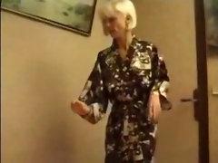 Stepmother fucking son while husband sleeps