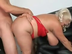 Chubby Mature Whore Humping