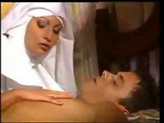 Deflowering Italian Nun