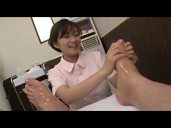 kawaii pink massage