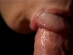 Femme fatales sucking his dick