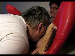 I vacuumed Lisa&amp,#039,s pussy