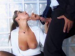 Office Sex Adventures - Daria Glower