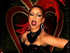 Christina Aguilera Lil Kim Mya Pink Lady Marmalade