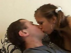 Beautiful Brunette Girl Want Action From Her Boyfriend 6