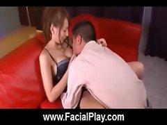 BukkakeNow - Asian sluts love facial cumshots 03