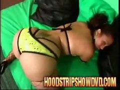 black hood ghetto super yellow fat ass