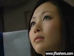 Asian Flashing And Banging Hard video-08