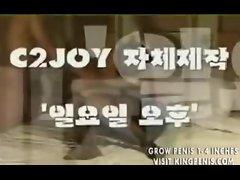 Korean Amateur Forced to Make Porn