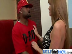 Milf Get Hard Fucked By Black Dick video-12