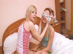 danish girl getting kinky with girl
