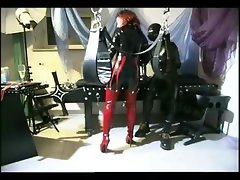 Submissive girl likes to be dominated