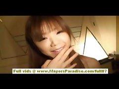 Miyu Sakura Chinese girl does blowjob and fucking
