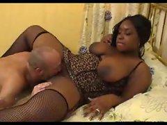 He loves black babes for their slutty behavior