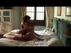 Erotic beauty in hardcore scene