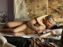 See them making love in the bedroom