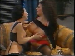 Tiziana Redford fabulously german vintage busty Girl