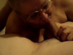 sucking on him after he play with my with toys