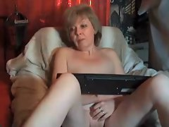 old webcam girl