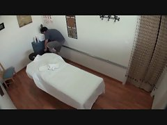 Two Scenes Asian Massage (Hidden Cam)