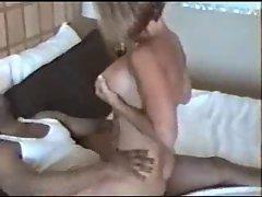 BBC Cumming On Her Pussy