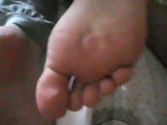 cum on feet 3