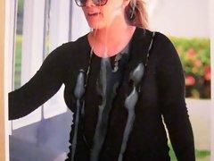 Hilary Duff Drenched in Cum