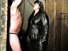 Leather Mistress Punishment