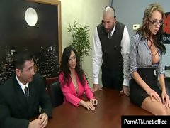 Big Tits at Work - Busty Office Babes Fucked Hard 04