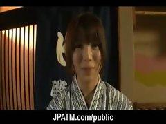 Cute Japanese Teens Expose In Public 30