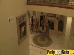 Sexy Girl Get Hard Fucked At Party video-26