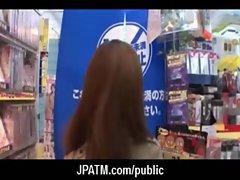 Cute Japanese Teens Expose In Public 02