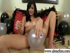 Nasty Amateur Girl Masturbate Tender video-29