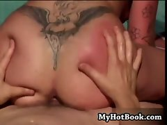 Brooklyn Holiday asks the naked chick in the pool