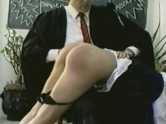 College Classics 3 OTK spanking