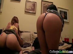 Sexy Teen Get Wild Sex At Party vid-12