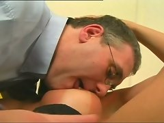 Professor experiement sex with transsexual latin shemale